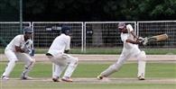 पहली पारी में चंडीगढ़ की पटियाला पर 11 रन की बढ़त