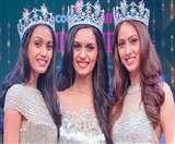 हरियाणा की मानुषी बनीं मिस इंडिया वल्र्ड