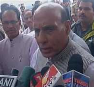 We want peace with Pakistan, but not at the cost of national honour: rajnath