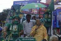 Lalu prasad arrested from patna during bihar band