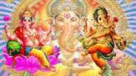 Wednesday worship Ganesha is the child learning and prosperous destiny
