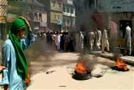 Massive protests in PoK as locals complain of rigging during recently held elections