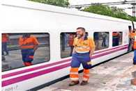 Mumbai to Delhi in less than 13 hours on Talgo trains