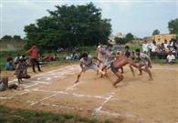 कबड्डी में थनवास को हराकर कालबा की टीम विजेता
