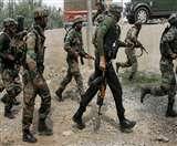 जम्मू कश्मीर: घुसपैठ की कोशिश कर रहे 3 आतंकी ढेर, सर्च ऑपरेशन जारी