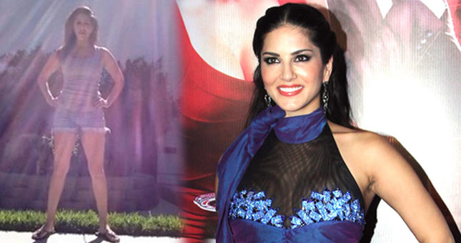 Sunny Leone' Ice Bucket Challenge video goes viral