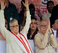 advani, joshi absent from bjp parliamentry board