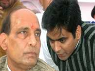 I will quit politics if misconduct by my family proved:Rajnath