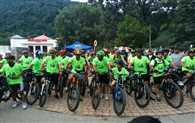 Mountain Biking Started In Nainital