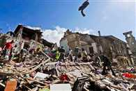 Number of deaths in Italy quake Increase