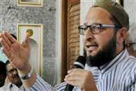 Owaisi Says Start a dialogue with all concerned Person in Kashmir