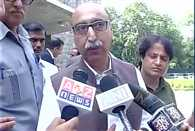 Abdul Basit says we want talk with India on the issue of Kashmir