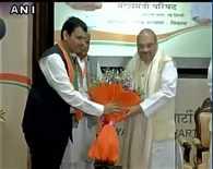 Amit Shah inaugurates BJP CMs meet