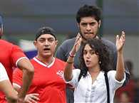 Aamir Khan's Daughter Ira Khan in awe of his Younger Look.