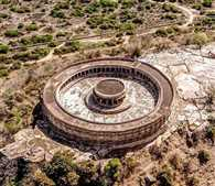 Tantric Siddhis that have achieved particular importance in this sixty-four Yogini Temple