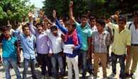 ABVP students agitated