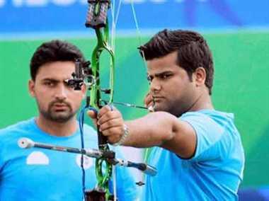 Abhishek Verma bags silver in Compound Archery