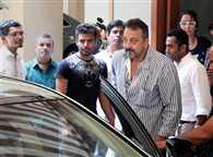 Sanjay Dutt back to Yerawada jail after parole ends