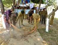 Cleaning Abiyan Start