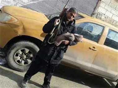 Indian-origin ISIS member poses with AK-47