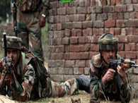 militant movement in Arnia area near RS Pura Sector