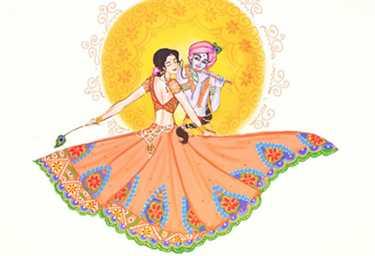Why not Radhe Krishna tied the knot?