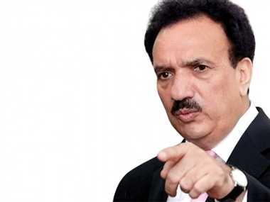IS has established contact with Pak Taliban, claims Rehman Malik