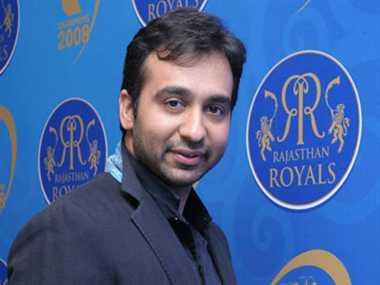 Rja kundra will leave Rajasthan Royals