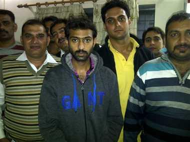 Pakistani detective arrested in Meerut