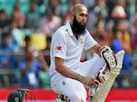 South African captain Amla blames out on pitches in test series
