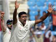 Ashwin tops wicket taker list in tests in 2015