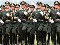 China overhauls military as India drags feet