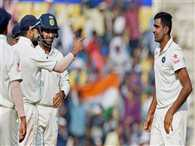 Kohli says team India won series because of Ashwin