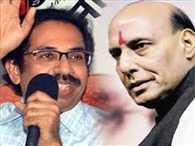 Secularism misuse issue Rajnath got shiv Sena support