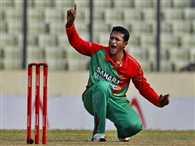 """Bangladesh""""s Shakib banned for abusing umpire"""
