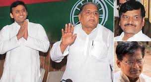SP-winning contenders for the post of panchayat president