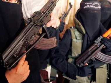 ISIS: Girl aged TEN arrested on her way to join Islamic State