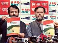 AAP White Paper promises water to Delhiites