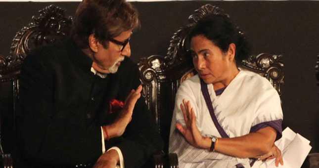 Not deserving of Bharat Ratna, Big B tells Mamata Banerjee