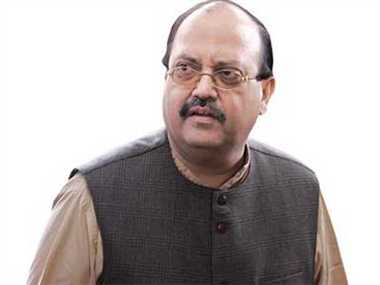 Now Delhi Police questions Amar Singh in Sunanda death case