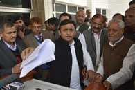 Meeting of Uttar pradesh cabinet