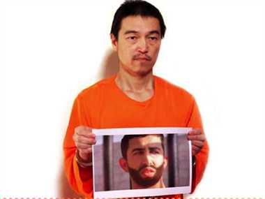 IS threatens to kill Japanese scribe, Jordanian pilot in 24 hours
