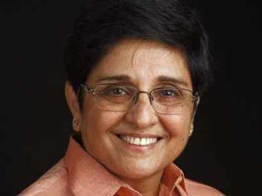 Kiran Bedi has two voter cards, EC starts probe