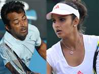 Sania and Paes two steps away from Australian Open mixed doubles title