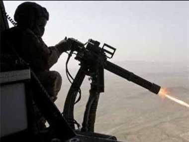 Pak air strikes kill 76 militants