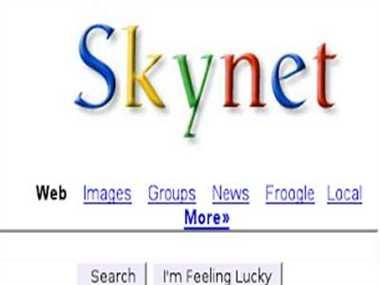 Skynet to challenge google