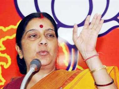 BJP Leaders Sushma Swraj, Kiran Bedi, Smriti Irani  to campaign For Delhi election today