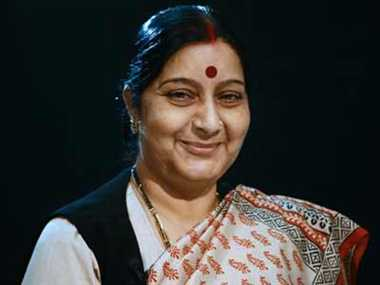 Sushma swaraj visit to China is important