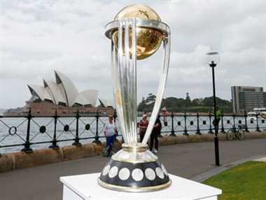 ICC launches World Cup App for smart phone users