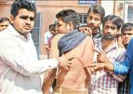 SP Leaders Attacked On Police In Meerut